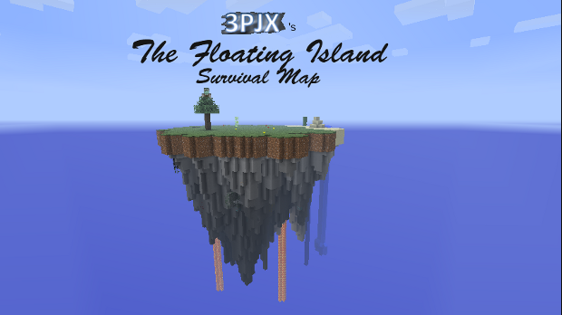 [Surv] The Floating Island (1.8.1 and up)(v1.1 is out!)