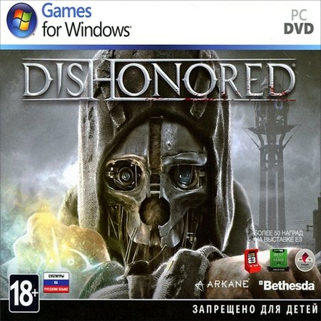 Dishonored *v.1.0u2 + DLC* (PC/2012/RUS/ENG/)