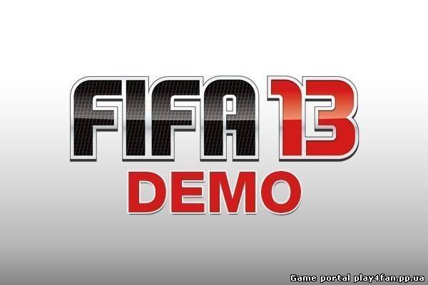 Скачать FIFA 13 Demo Quick Start Patch