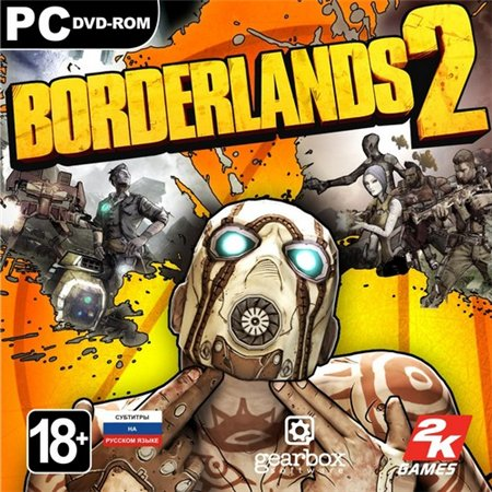 Borderlands 2 *v.1.3.1 Hotfix* (PC/2012/RUS/ENG/RePack)